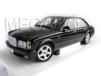 1/18 Minichamps Bentley Arnage Black