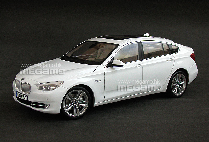 BMW F Er Series GT Gran Turismo I I White Gray RMZ - 550 gt bmw