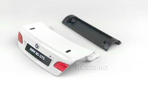 1/18 Kyosho BMW M3 spare parts for e92 e93 turning - Trunk Lid