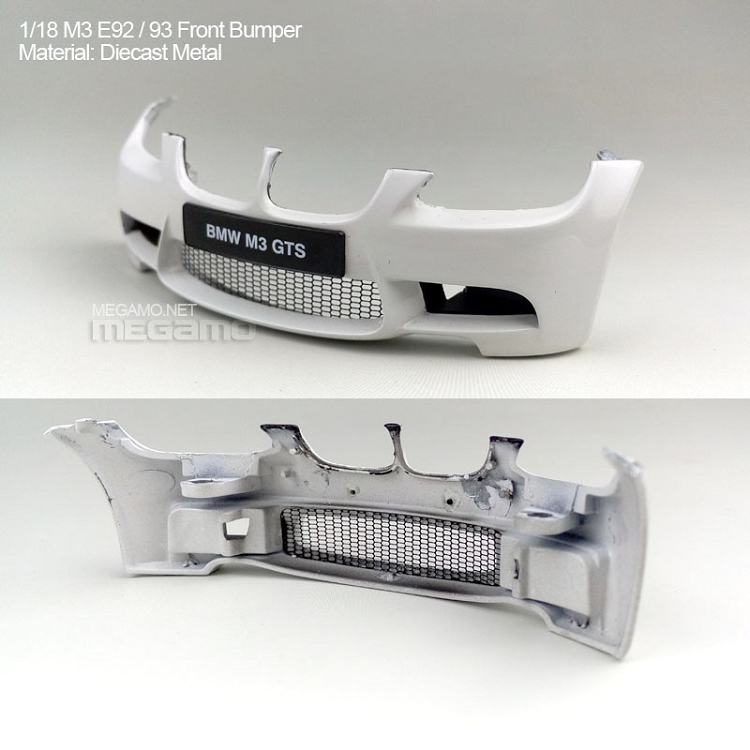 1/18 Kyosho BMW M3 Spare Parts For E92 E93 Turning
