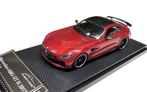 1/43 Almost Real Mercedes-Benz AMG GT-R GTR Red Yellow Purple Silver Black