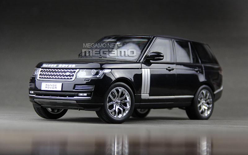1/18 GT AUTOS All New Range Rover 2014 L405 Black White
