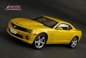 1/18 CSM Chevrolet CAMARO RS Bumble Bee Yellow Black Dealer Ed
