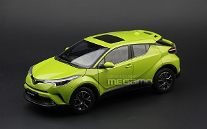 1/18 TOYOTA 2018 C-HR CHR Diecast Full Open