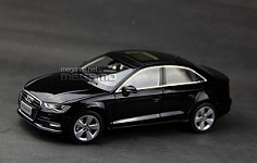 1/18 All New 2014 Audi A3 Limo Sedan Black FAW Dealer