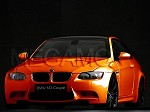 1/18 Kyosho BMW e92 M3 Coupe Fire Orange Carbon Roof (Pre-Order)