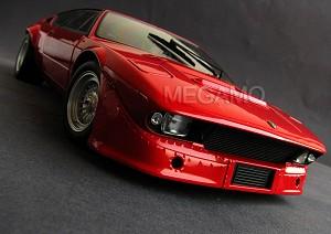 1 18 Kyosho Lamborghini Urraco Rally Version Red