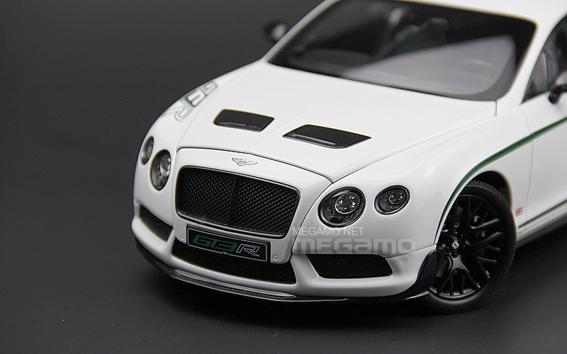 2018 Bentley Gt Price >> 1/18 Almost Real AR Bentley Continental GT3-R 2015 White Purple Diecast Full open