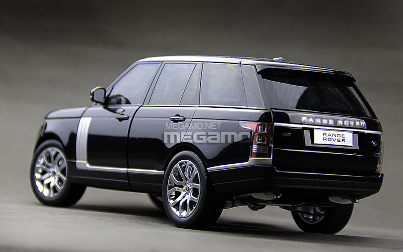 1 18 Gt Autos Gta All New Range Rover 2014 L405 Black Ebay