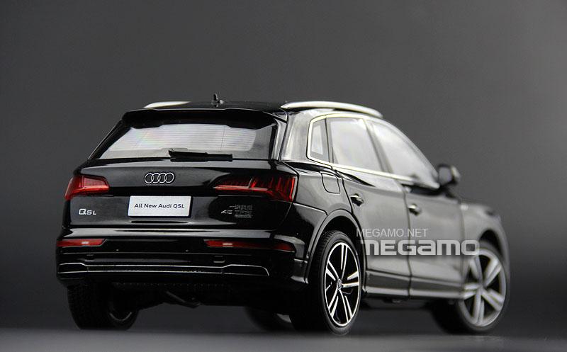 Audi Q5 Length >> 1/18 All New 2018 Audi Q5L Q5 L Black Diecast Fully Open