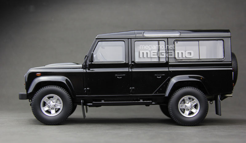 1 18 Land Rover Defender 110 5 Door Version Century Dragon