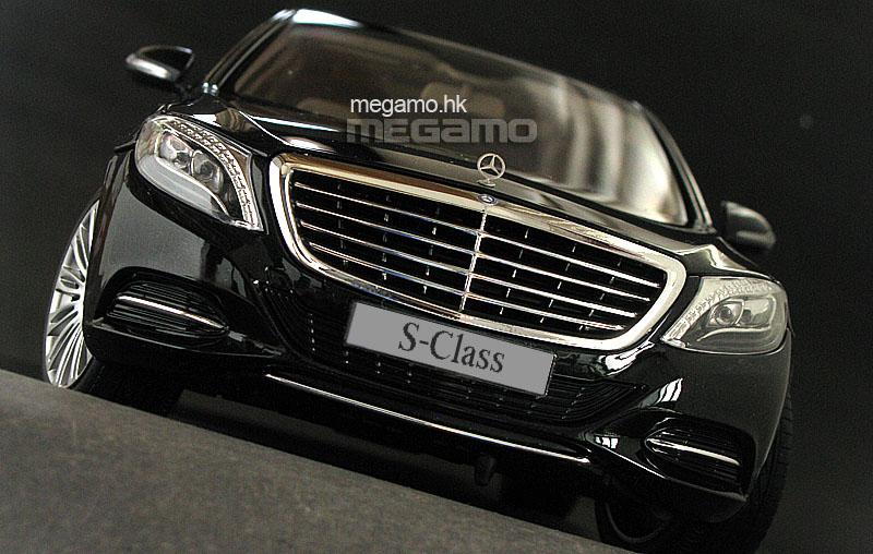 1 18 norev mercedes benz all new s class s500 s600 w222 for Mercedes benz hk
