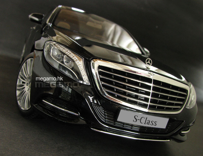 store categories - Mercedes Benz 2014 S Class Black