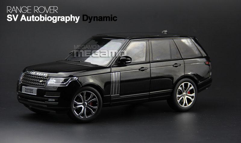 1 18 Lcd Range Rover Sv Autobiography Dynamic 2017 Sva