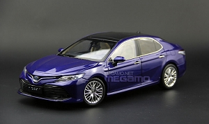 1/18 Toyota All New Camry 2018 White Blue Red Black Diecast Full Open