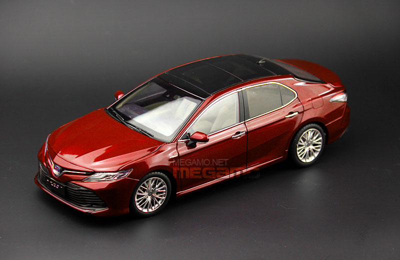 Astounding 1 18 Toyota All New Camry 2018 White Blue Red Black Door Handles Collection Olytizonderlifede